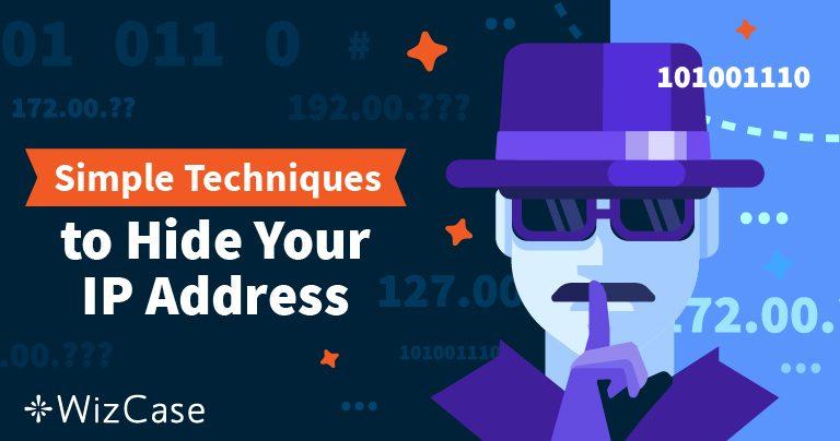 איך להסתיר את כתובת ה-IP ולהפוך לאנונימיים ב-2021