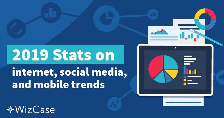 23 נתונים סטטיסטיים על אינטרנט ומדיה חברתית ב-2020