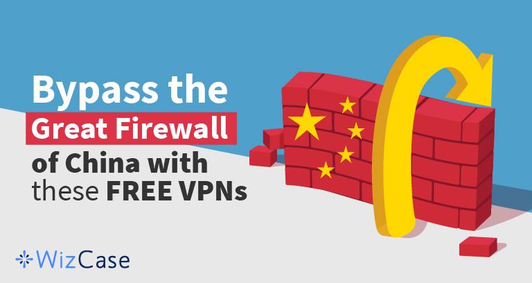 4 שירותי ה-VPN החינמיים הטובים ביותר לסין ב-2020 (עובדים עם iPhone, Android, ועוד)
