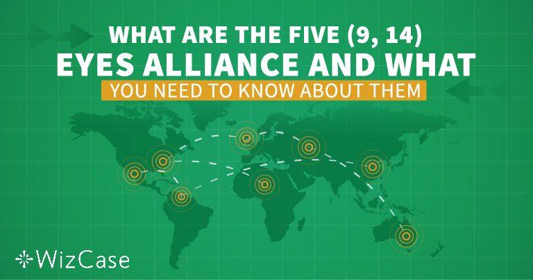 להבין את ברית חמש, תשע ו-14 העיניים לפני שבוחרים ב- VPN מסוים!