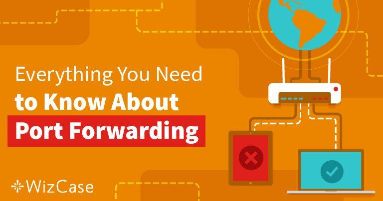תיעול (Port Forwarding) –מה זה וכיצד זה יסייע לכם ב-2020?