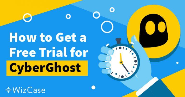 כיצד לקבל את CyberGhost לתקופת ניסיון של 45 ימים Wizcase