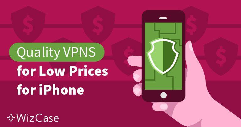 3 שירותי ה-VPN הזולים הכי טובים לאייפון, ומדריך התקנה לפרוטוקול OpenVPN