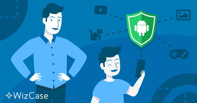 אפליקציות בקרת ההורים הטובות ביותר ל-Android – נבדקו ב-מאי 2021