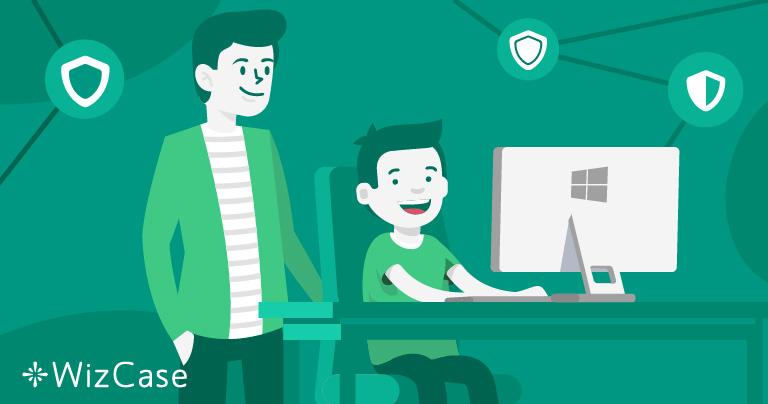 5 תוכנות בקרת ההורים הטובות ביותר ל-Windows ב-2021