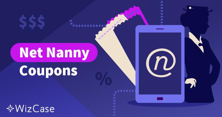 קופון תקף ל-Net Nanny לאוקטובר 2021: חסכו עד 30% כבר היום